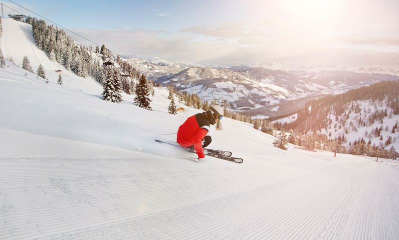 Family's favourite: Skiurlaub in Sankt Johann-Alpendorf